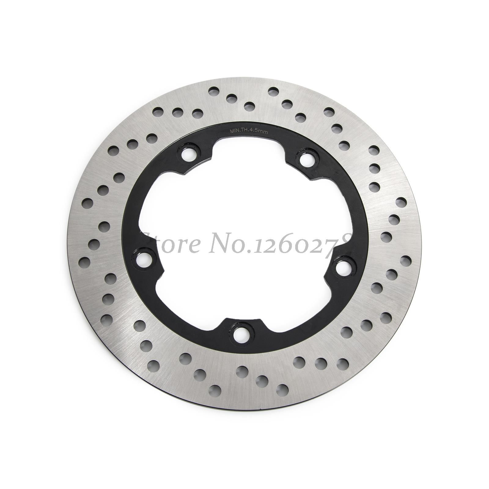 New Motorcycle Rear Rotor Brake Disc For Suzuki Bandit 1200 1250 GSF 650 750 GSR 600 GSX 650 Inazuma 250Z (GW250) 2012-2016