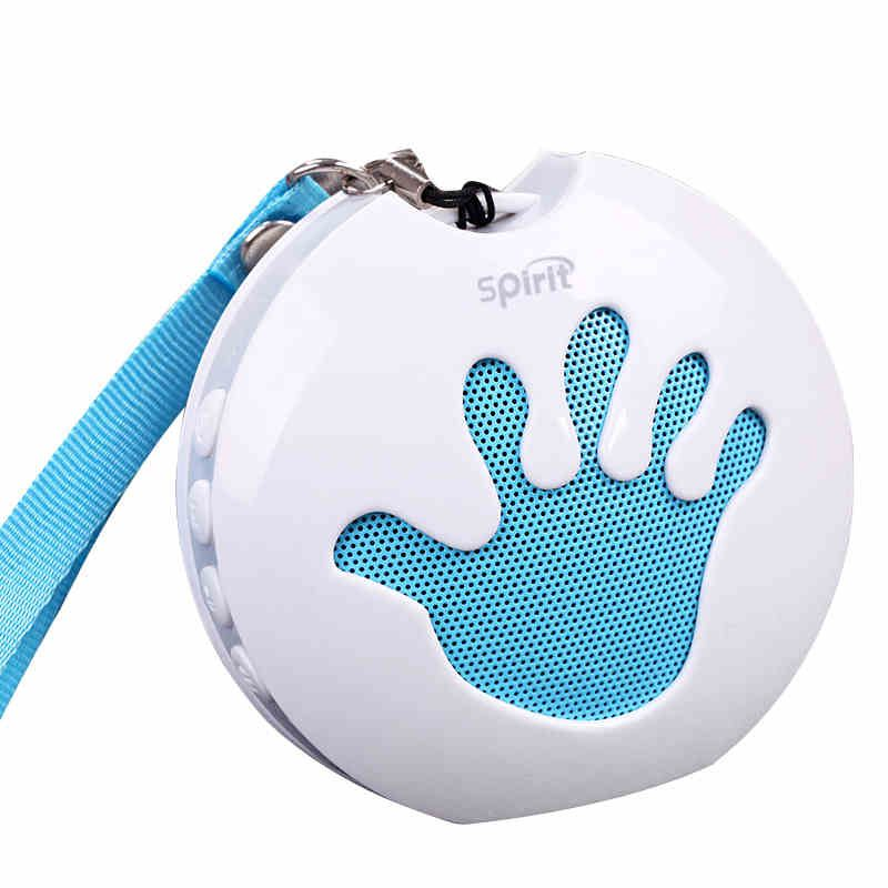 Mini Speaker MP3 Player Card Radio for fetal education Small palm children's music portable speakers radio support player card