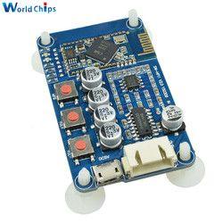 Koneksi otomatis! CSR8635 PAM8403 Modul Bluetooth 4.0 HF11 Digital Audio Stereo Amplifier Papan Penerima 5 V Mini USB