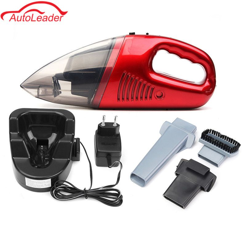 Portable Car Vacuum Cleaner Multi-function 60W 12V Mini Car Cleaners Wet and Dry Vacuum Cleaner for Car Care