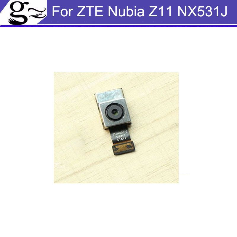 Tested Good Photo Back Big Camera Module for ZTE Nubia Z11NX531J 4G LTE Qualcomm 820 5.5 FHD 1920x1080 For Z11