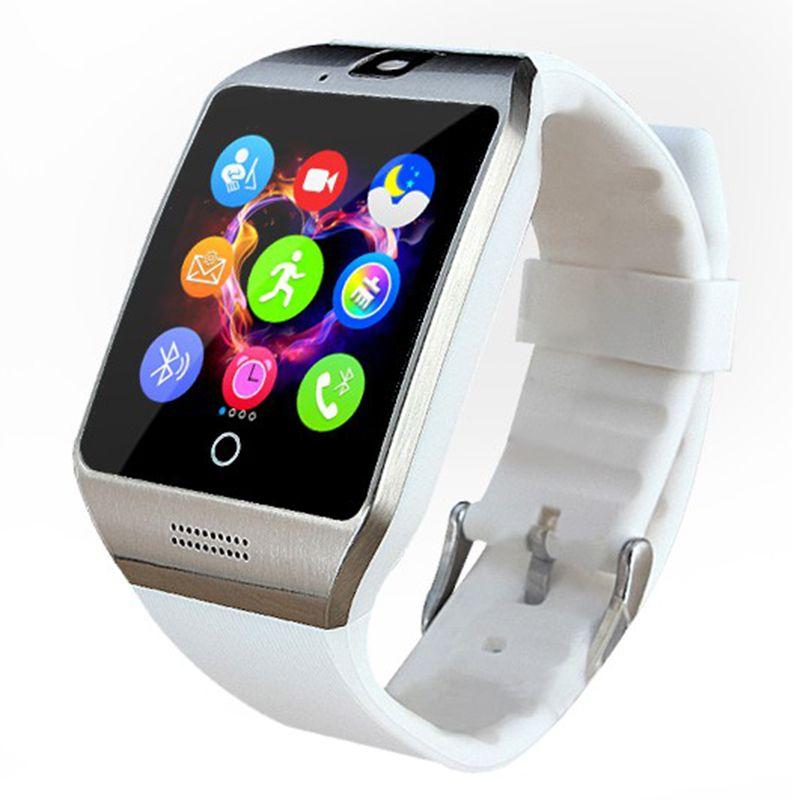 Pewant Android Porter Smart Watch NFC Bluetooth Connecté Wrist Montre Soutien SIM Carte Smart Santé PK GD19 GT 08 Smartwatch