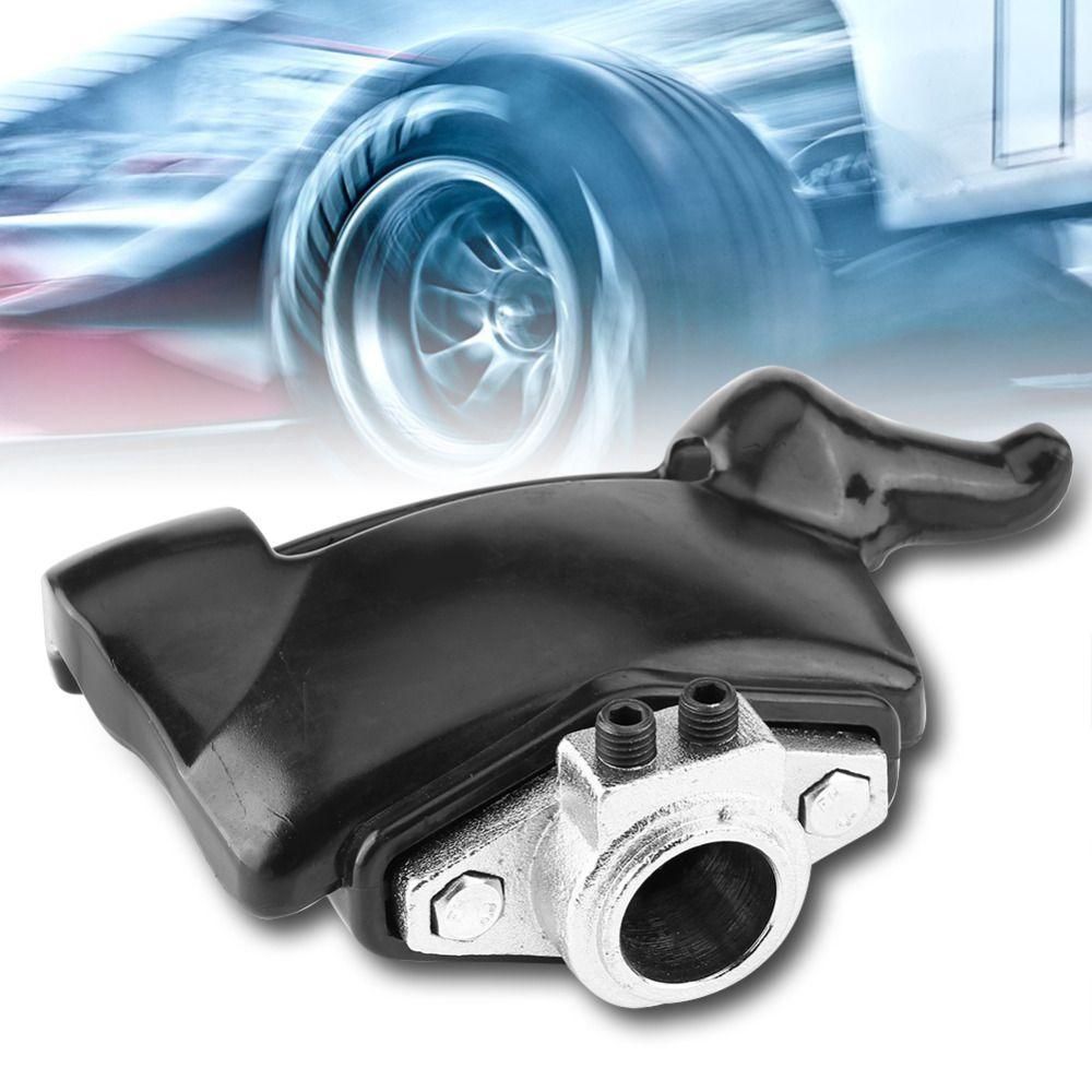 Black Tire Changer Machine Accessories Plastic Nylon Mount Demount Duck Head Kit Dia 28mm/1.1