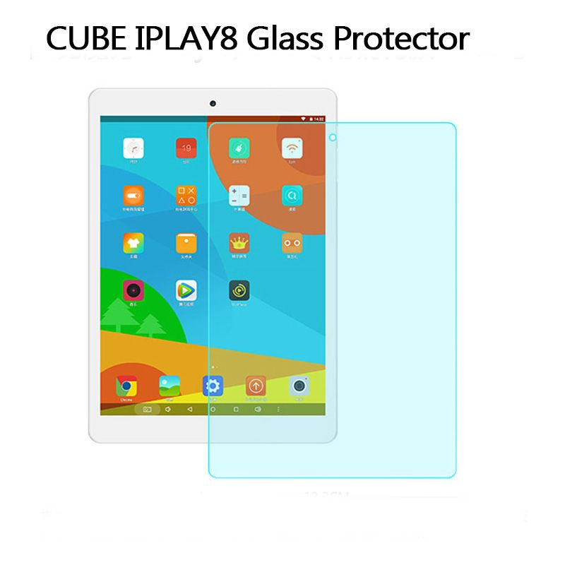 In Stock Alldocube Tempered Glass Films Screen Protector for cube iplay8 7.85inch Tempered Glass Film