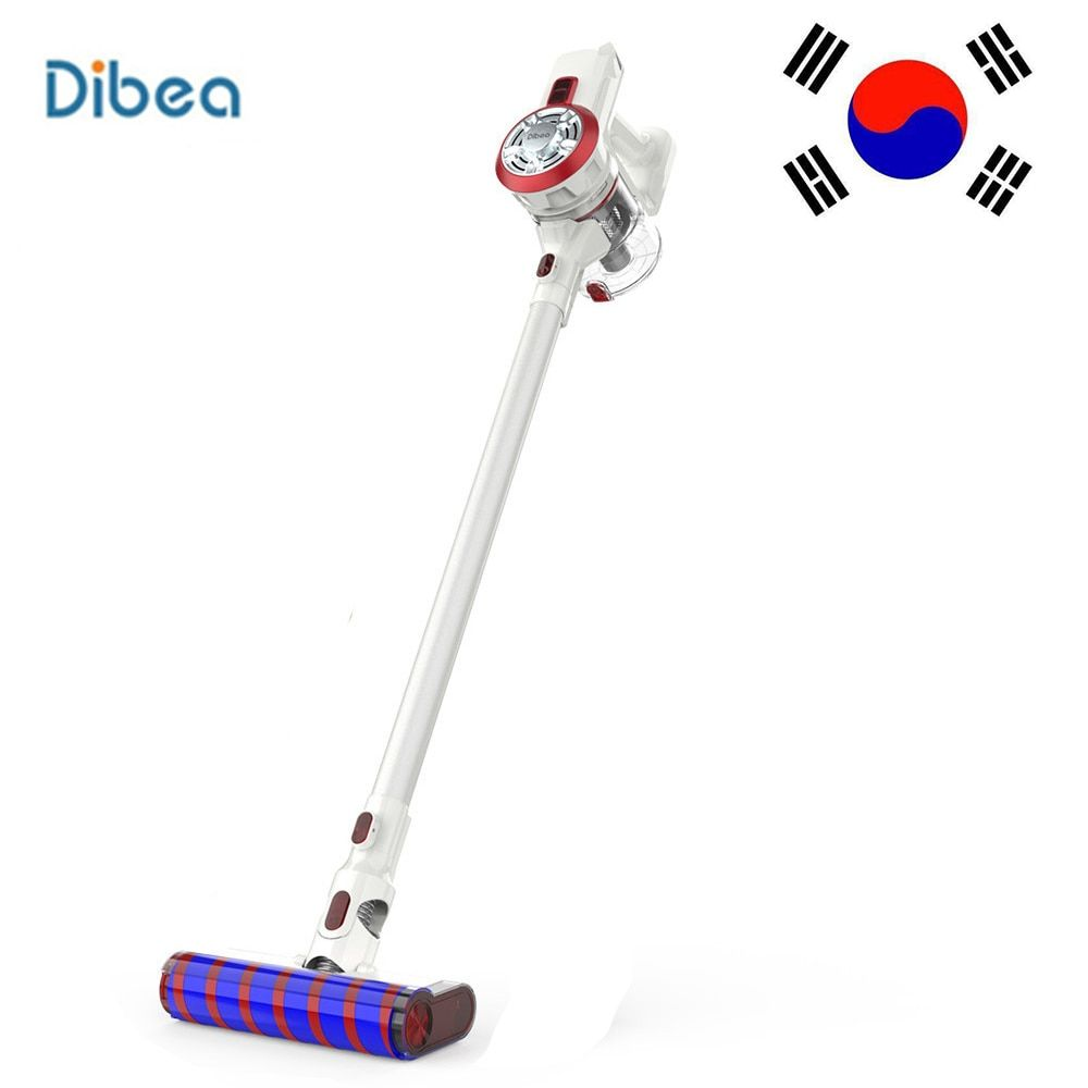 Dibea V008 Pro 2-In-1 17000 Pa Handheld Cordless Staubsauger Starken Sog Vakuum Staub Reiniger Staub collector Sauger