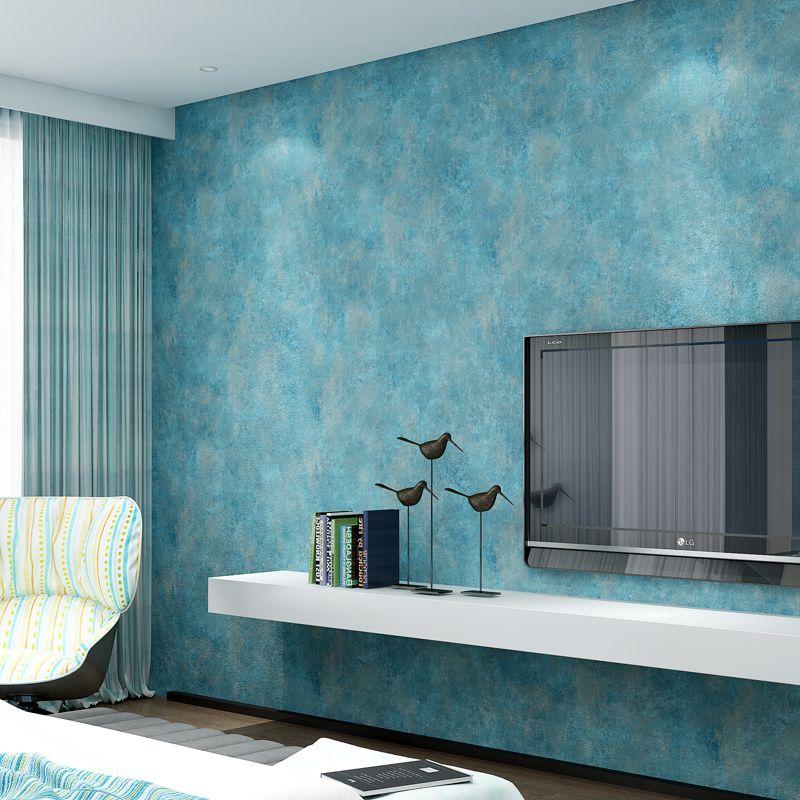 Vintage Hochwertige 3D vlies Landschaft Tapeten Plain Einfarbig Retro Fleckige Schatten Schlafzimmer Wohnzimmer Tapeten rolle