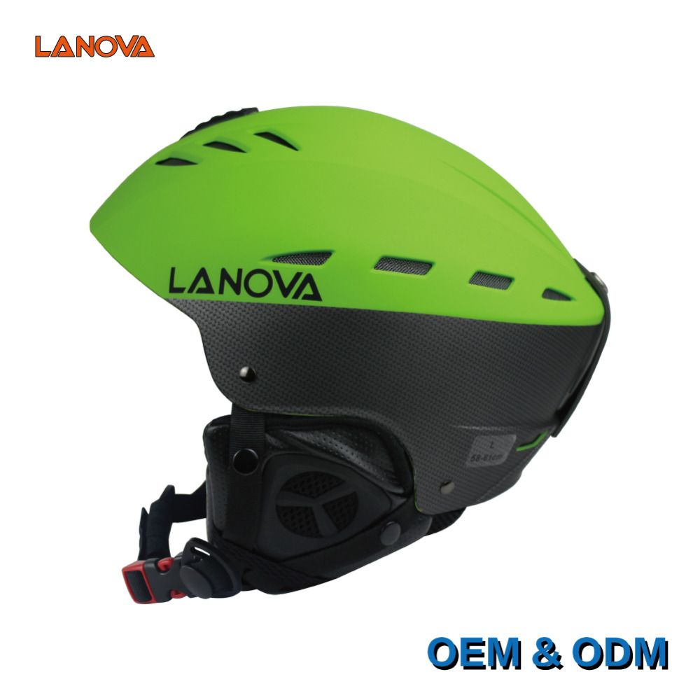 LANOVA Professionelle Jugend Erwachsene Ski Helm Skating/Skateboard Helm Multicolor Schnee Sport Helme 6 Farbe 2 Größe
