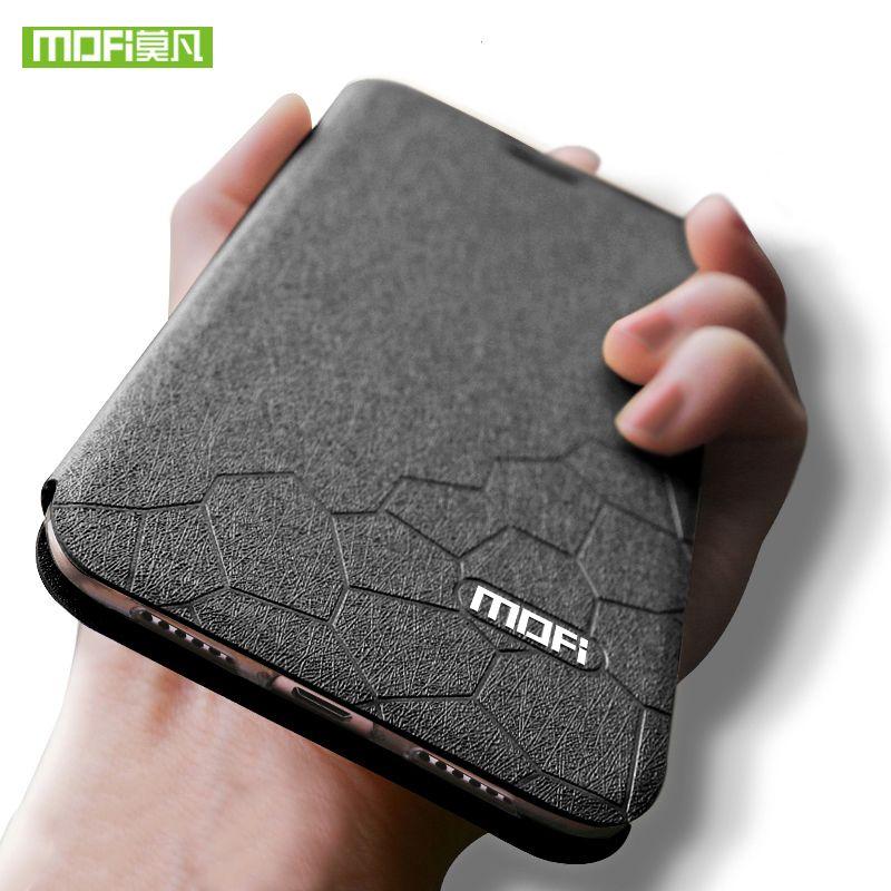 CHAUDE Pour xiaomi redmi 5 Plus Cas TPU Chiquenaude de Couverture de Silicone 360 Protéger Shockpoor pour xiaomi redmi 5 Plus Cas De Luxe D'origine MOFI