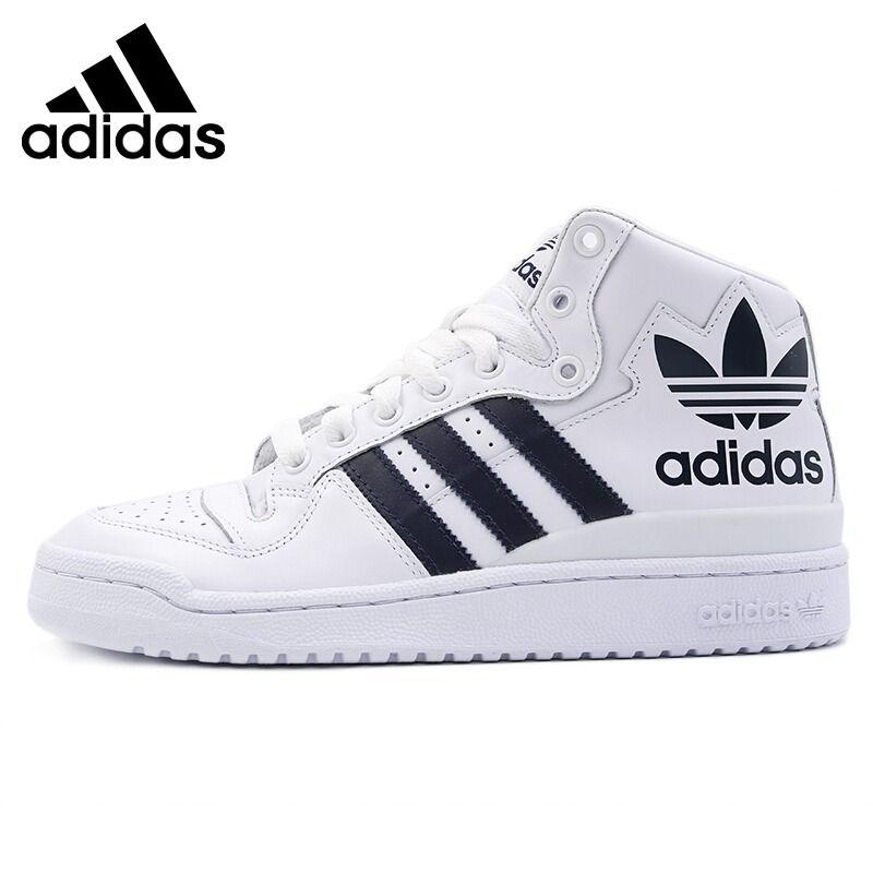 Original Neue Ankunft 2018 Adidas Originals FORUM MID RS XL Unisex Skateboard Schuhe Turnschuhe