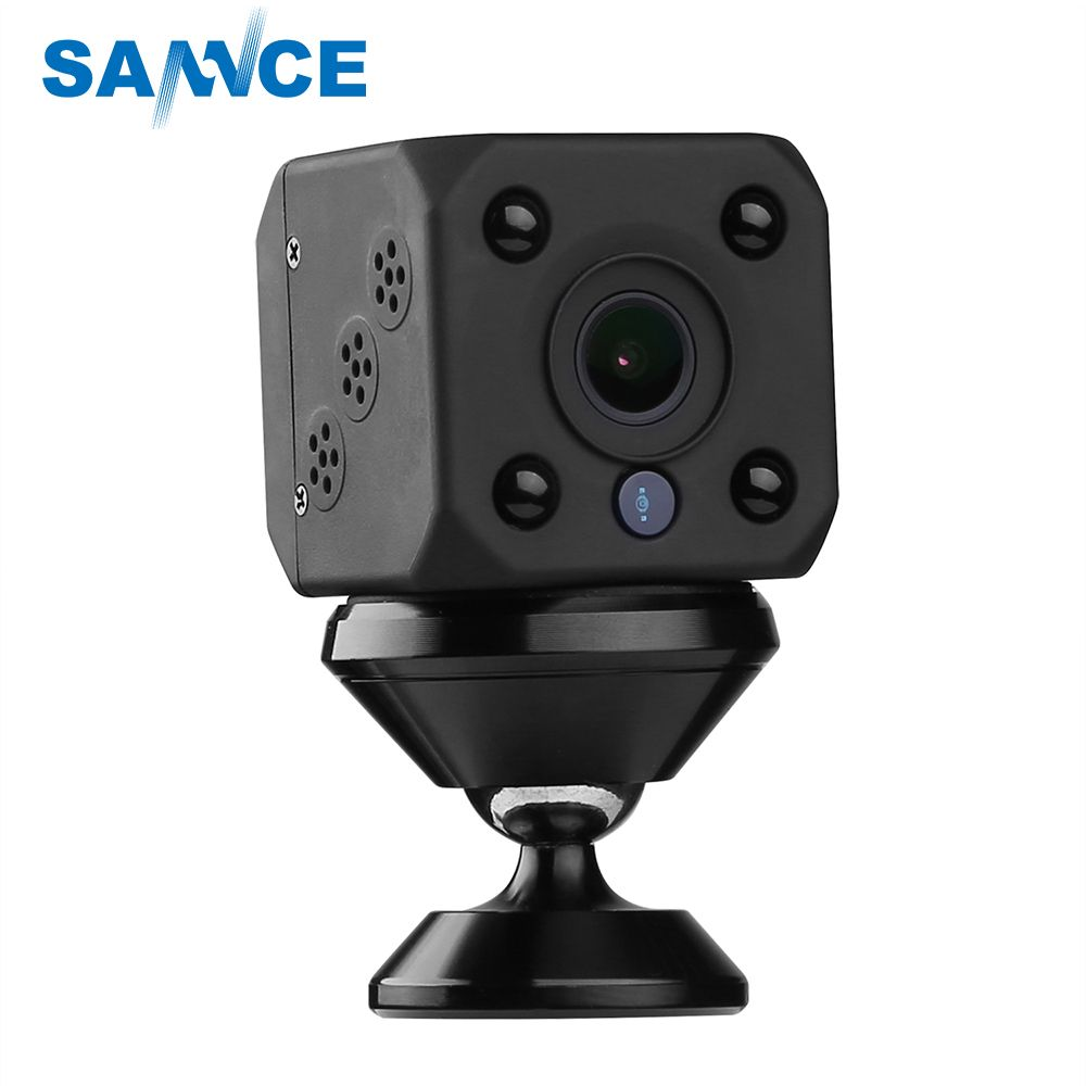 SANNCE 720P Home Security IP Camera built in battery Wireless Smart WiFi Camera WI-FI Surveillance Baby Monitor Mini CCTV Camera