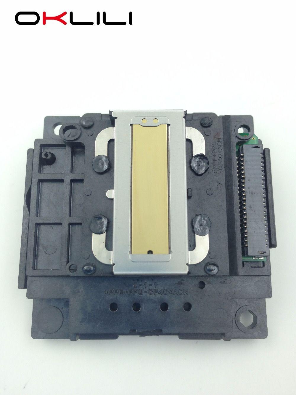 FA04010 FA04000 Druckkopf Druckkopf für Epson L120 L210 L300 L350 L355 L550 L555 L551 L558 XP-412 XP-413 VERWENDET, XP-415 XP-420 XP-423