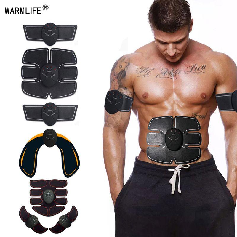 Stimulateur musculaire électrique sans fil fessier entraîneur de hanche abdominaux stimulateur ABS Fitness corps minceur masseur