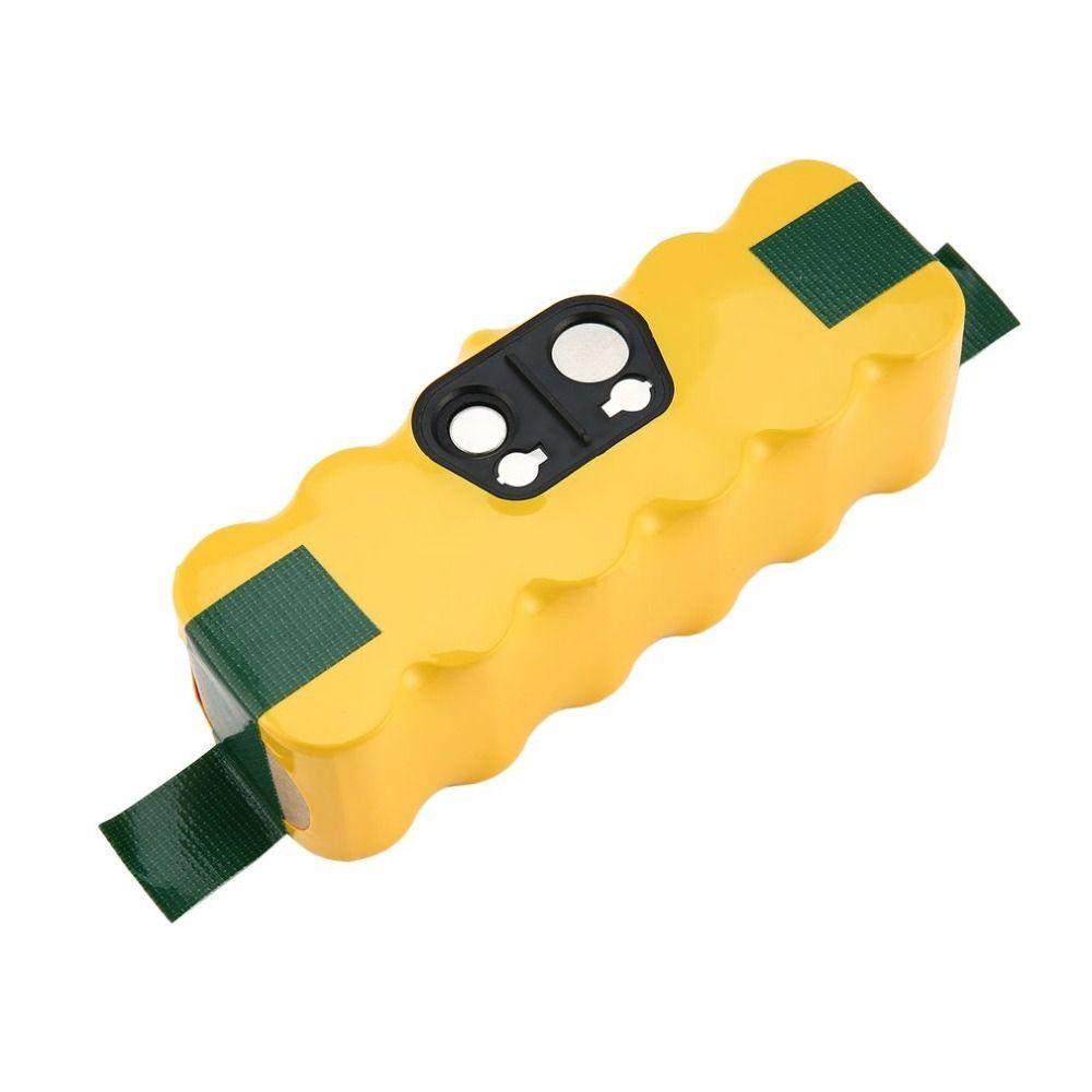 6000mAh 14.4V NIMH battery for iRobot Roomba 521 631 700 800 900 Series Vacuum Cleaner Series 510 530 550 560 570 610 620 650