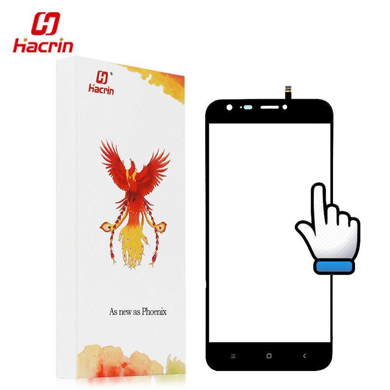 Ulefone S7 écran Tactile + Outils Ensemble Cadeau Digitizer Remplacement Assemblée Panneau de Verre Pour Ulefone S7 mobile téléphone-Hacrin