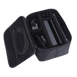 Timur Vita Permainan Portabel Tas Permainan Penyimpanan Case Pelindung Pegangan Case Bawaan Penutup Zipper Pelindung Shell untuk Nintend Switch