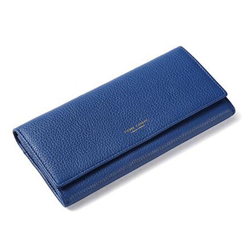 COOSKIN brieftaschen frauen lange abschnitt wirklich leder dünnschliff freizeit BRAZZA BRIEFTASCHE Frau brieftasche FREIES VERSCHIFFEN