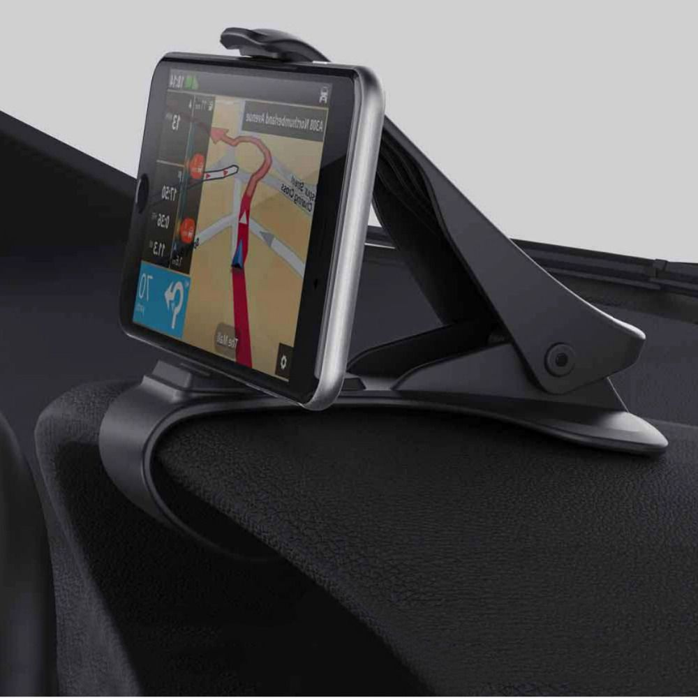 MATE2GO Car Phone Holder Dashboard Stand Support Max 6.5 inch For GPS For Iphone x 8 6 7Plus 5s Samsung s7edge S8 Simulation HUD