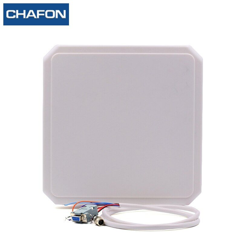 CHAFON 10m RFID UHF integrated reader writer IP67 with RS232 WG26 RS485 interface for parking and warehouse management