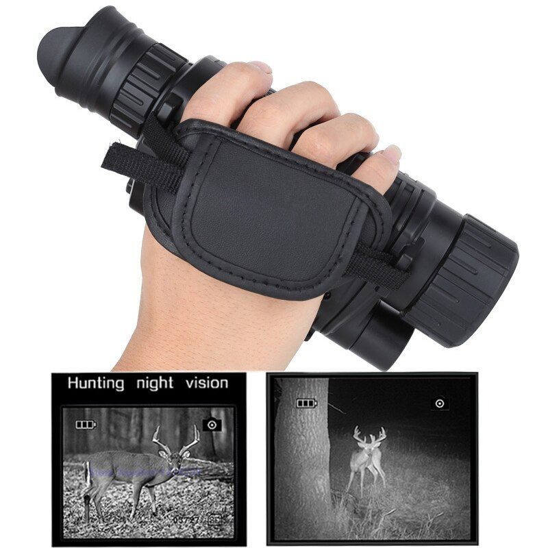 Hunting Night Vision Monocular 2017 Tactical Infrared Night Vision Telescope Military HD Digital Device Telescopio Powerful