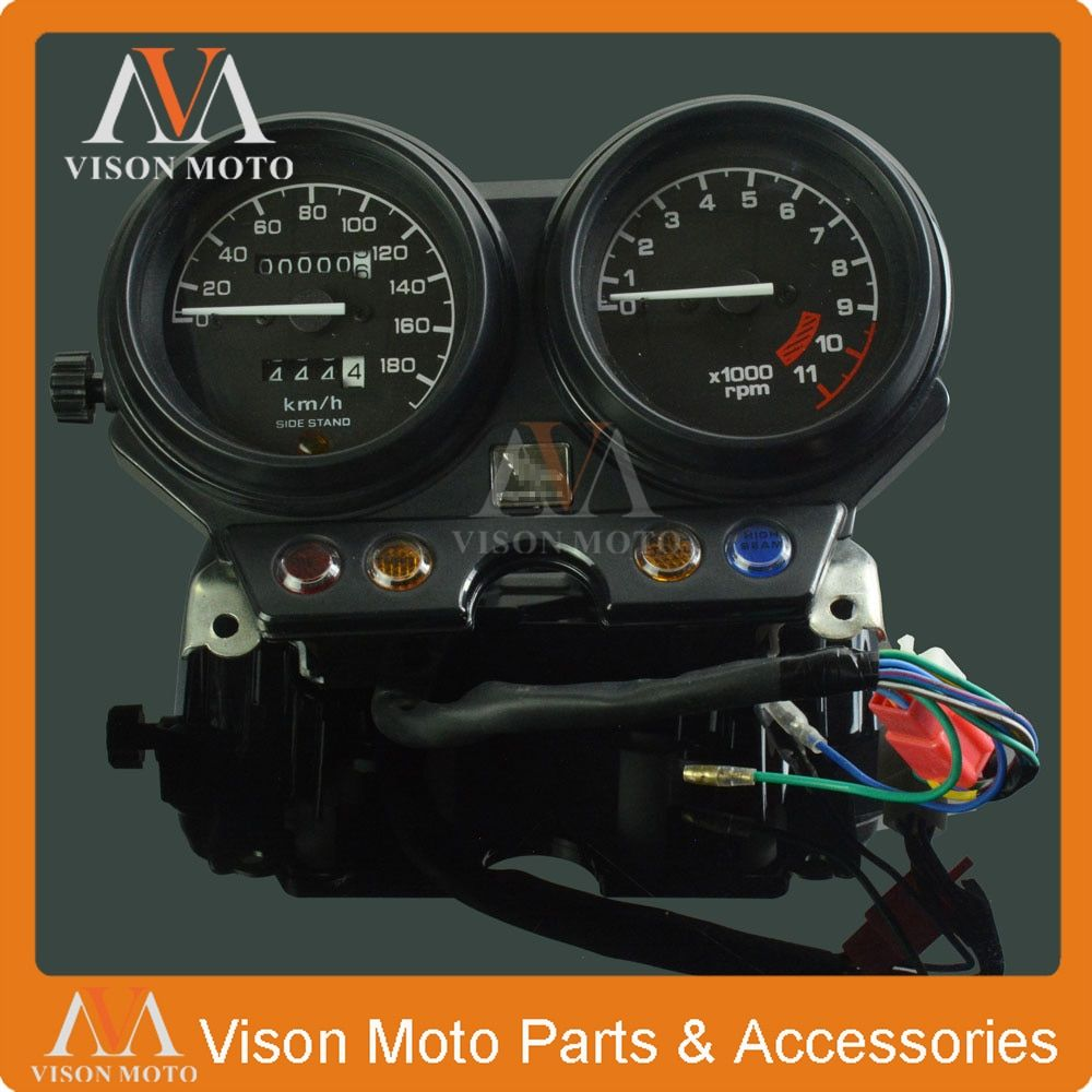 Motorcycle Speedometer Clock Instrument Gauges Odometer Tachometer For HONDA CB750 CB 750 1993 1994 1995