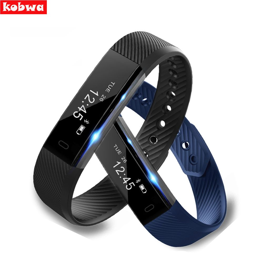 Smart Band ID115 Pulsera Smart Bracelet ID107 Bluetooth USB Direct Charge wristband Watch Fitness Tracker Vs I6pro mi band 2