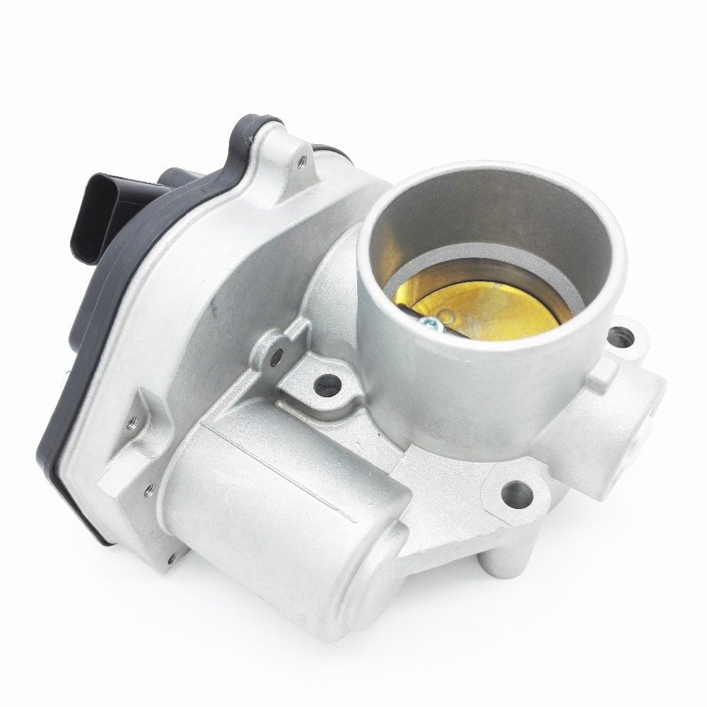Fuel Injection Throttle Body Assembly For Fiesta MK6 Focus MK2 C-Max Fusion 1.4 1.6 1505642