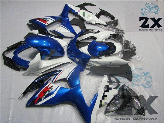 Komplette Verkleidungen Für gsxr1000 suzki 2009 2010 2011 2012 2013 2014 2015 Kunststoff Kit Injection Motorrad Verkleidungen SUK 1014
