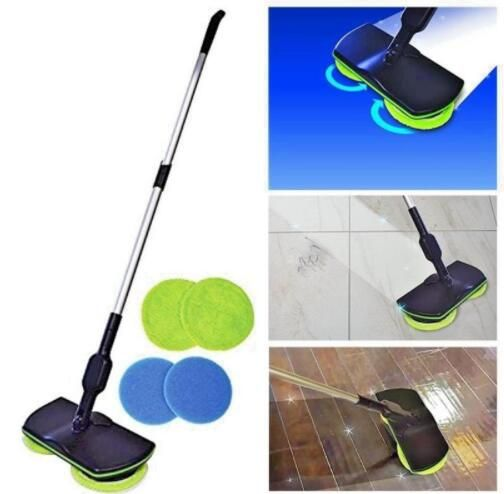 new 360 Rotating Mop Spin Mop Spray Foot switch Mop Floor Cleaning Mop Easy Mop Bucket Dust Mop Magic/Microfiber Electric Broom