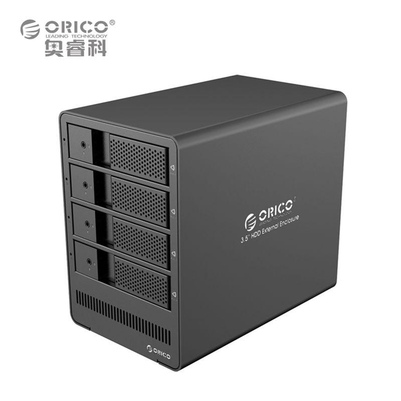ORICO 4 Baie Aluminium USB3.0 vers SATA 3.5