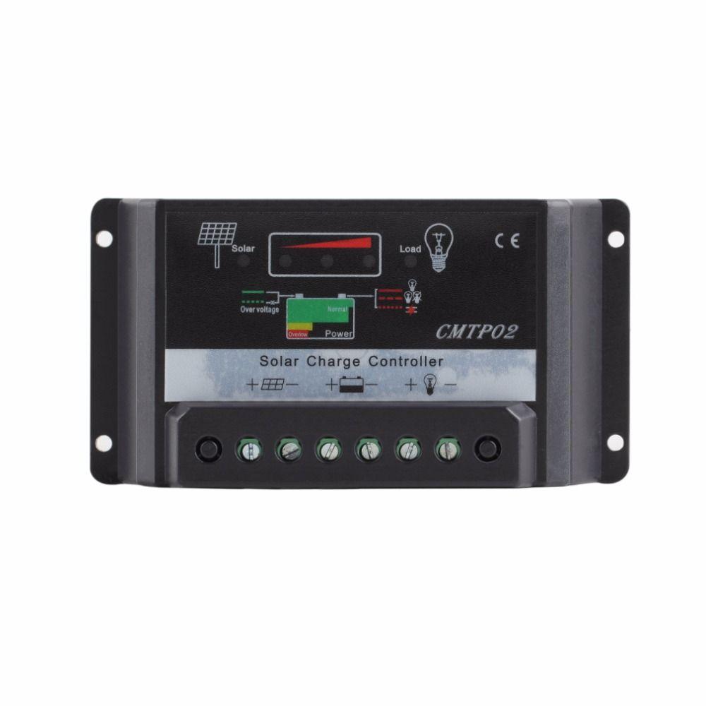 1 шт. 30A 12 В/24 В Панель Батарея регулятор ШИМ Контроллер заряда светодиодный Экран Лидер продаж