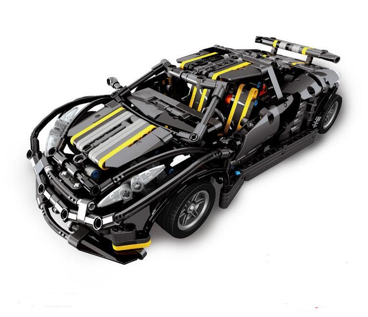 Technic MOC Series Future Balisong Small Supercar Building Blocks 1177Pcs Set Bricks Kids Toys Compatible Legoings