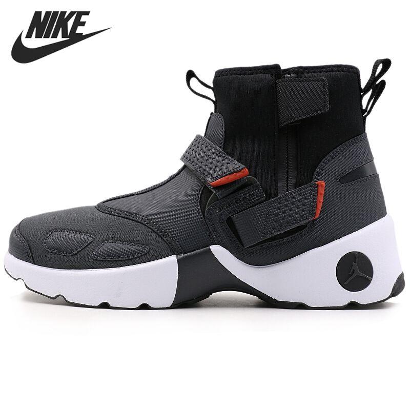 Оригинальный Новое поступление 2017 Nike Runner LX Высокой Для Мужчин's Баскетбольные кеды Спортивная обувь