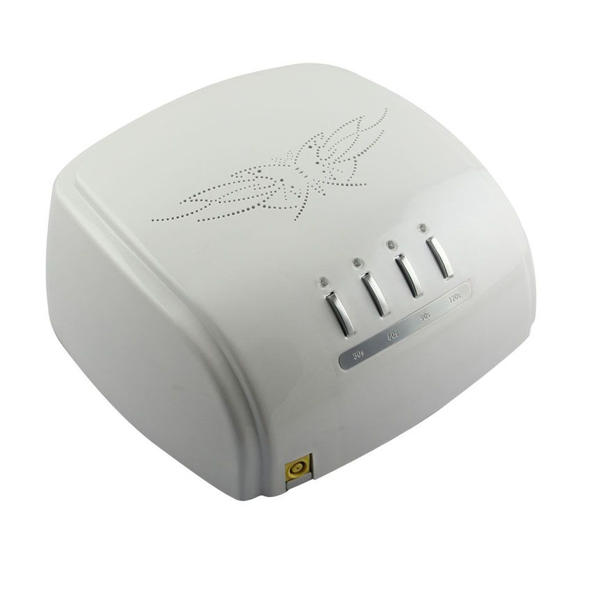 LKE 60W CCFL LED UV Lamp Fast Curing All Nail Gel Polish Machine with 4 Timer for Nail Salon Gel Varnish lamp