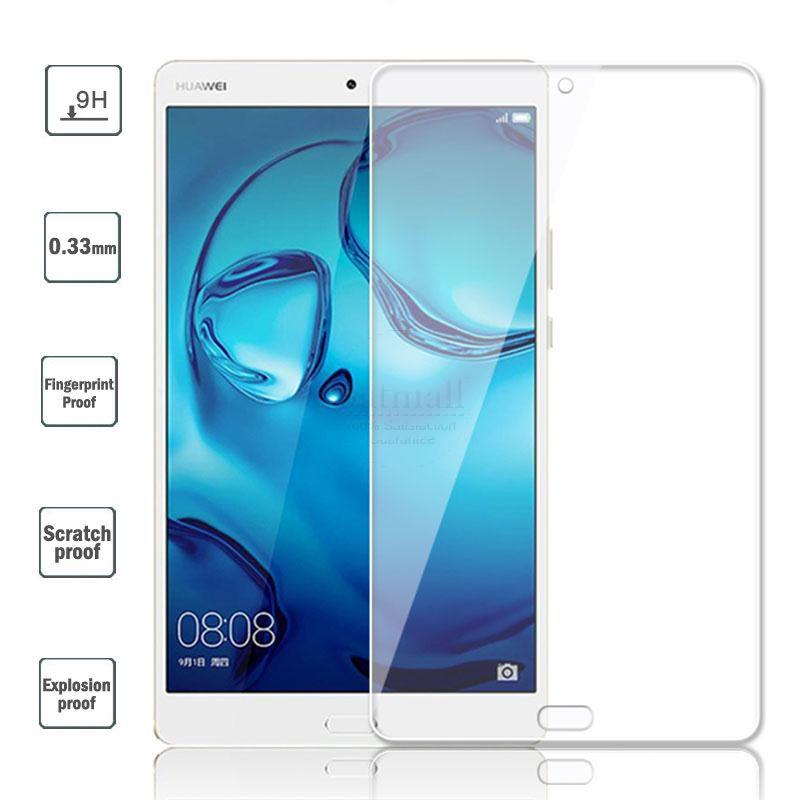 0,33mm Gehärtetem Glas Film Für Huawei MediaPad M3 8,4 Glasdisplayschutzfolie BTV-W09 M3 8,4 zoll Tablet Schutz Saver 9 H