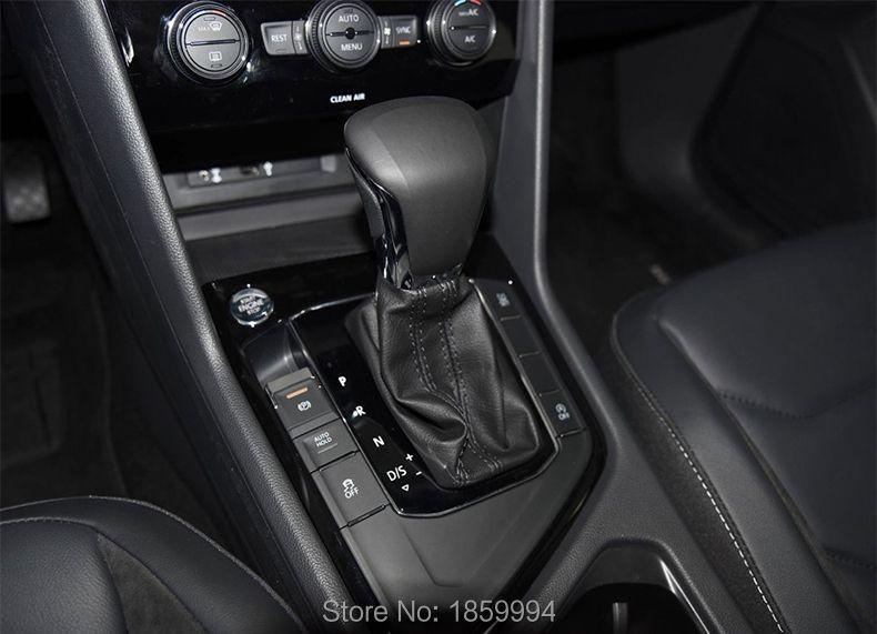 Automatic Gear Shift Knob Handle Knob Lever for VW Tiguan mk2 2016 2017 2018
