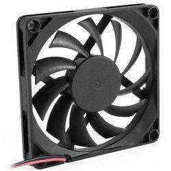 80mm 2 Broches Connecteur De Refroidissement Ventilateur pour Boîtier De L'ordinateur CPU Cooler Radiateur Accessoires Informatiques CPU De Refroidissement Fans P0.11