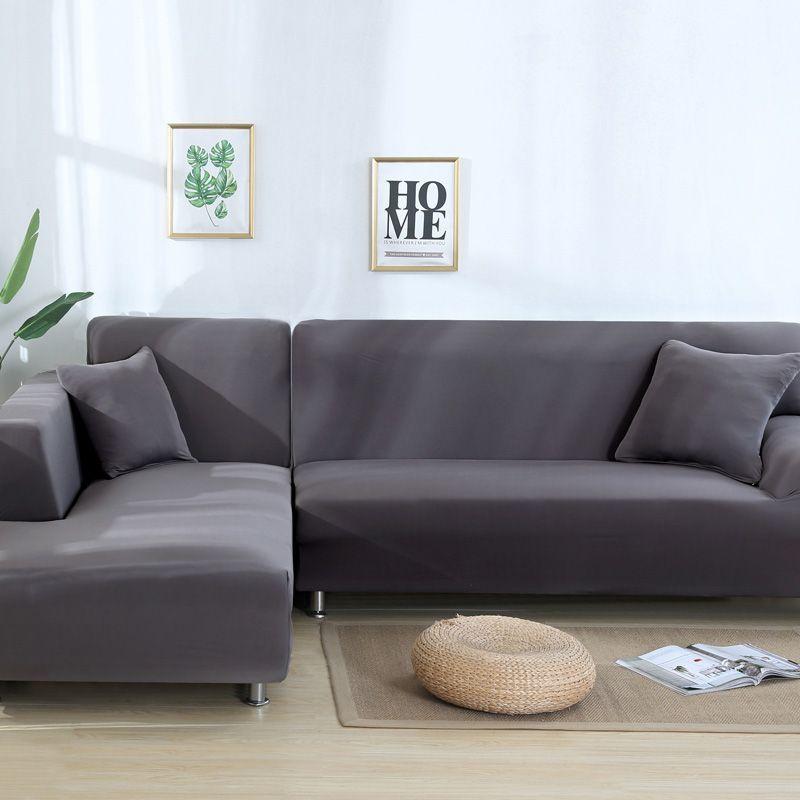 Housses de canapé élastiques universelles pour salon canapé serviette antidérapant housse de canapé strech housse de canapé