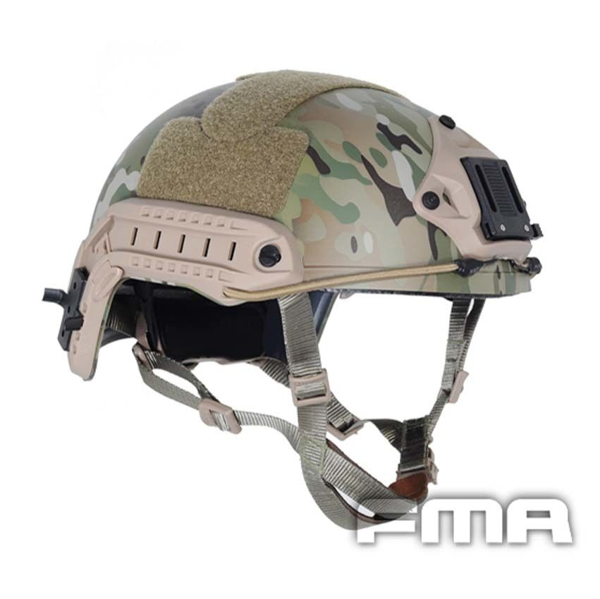FMA Ballistic FAST snowboard Helmet Tactical Helmet Multicam TB460 M/L L/XL For capacete Airsoft Paintball MC color ski