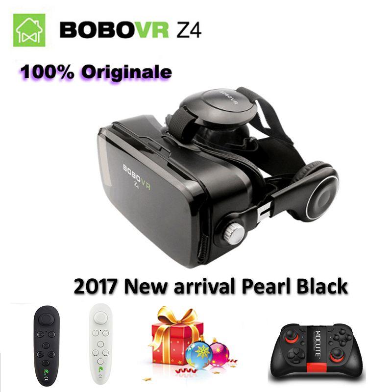 Original Xiaozhai BOBOVR Z4 VR Virtual Reality 3D VR Glasses Theater Private to 4.7-6.2 inch smartphone + bluetooth headset