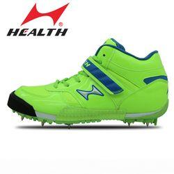 Kesehatan mahasiswa tembakan menempatkan sepatu assagai sepatu athletic olahraga melempar lembing kompetisi memimpin kilen sepatu olahraga untuk pria lonjakan