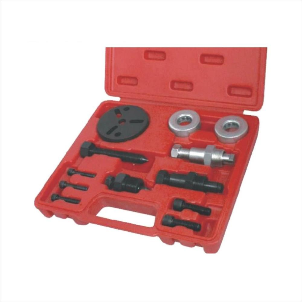 Clutch Hub Kit For Air Conditioning Compressor Remover Installer Puller