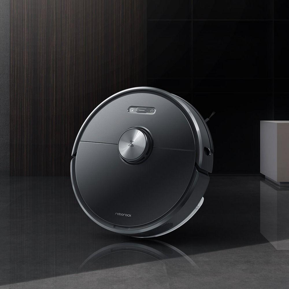 Xiao mi mi Roborock T65 Roboter-staubsauger 3 für Home Automatische Kehren Staub Sterilisieren Smart Geplant Waschen Wischen