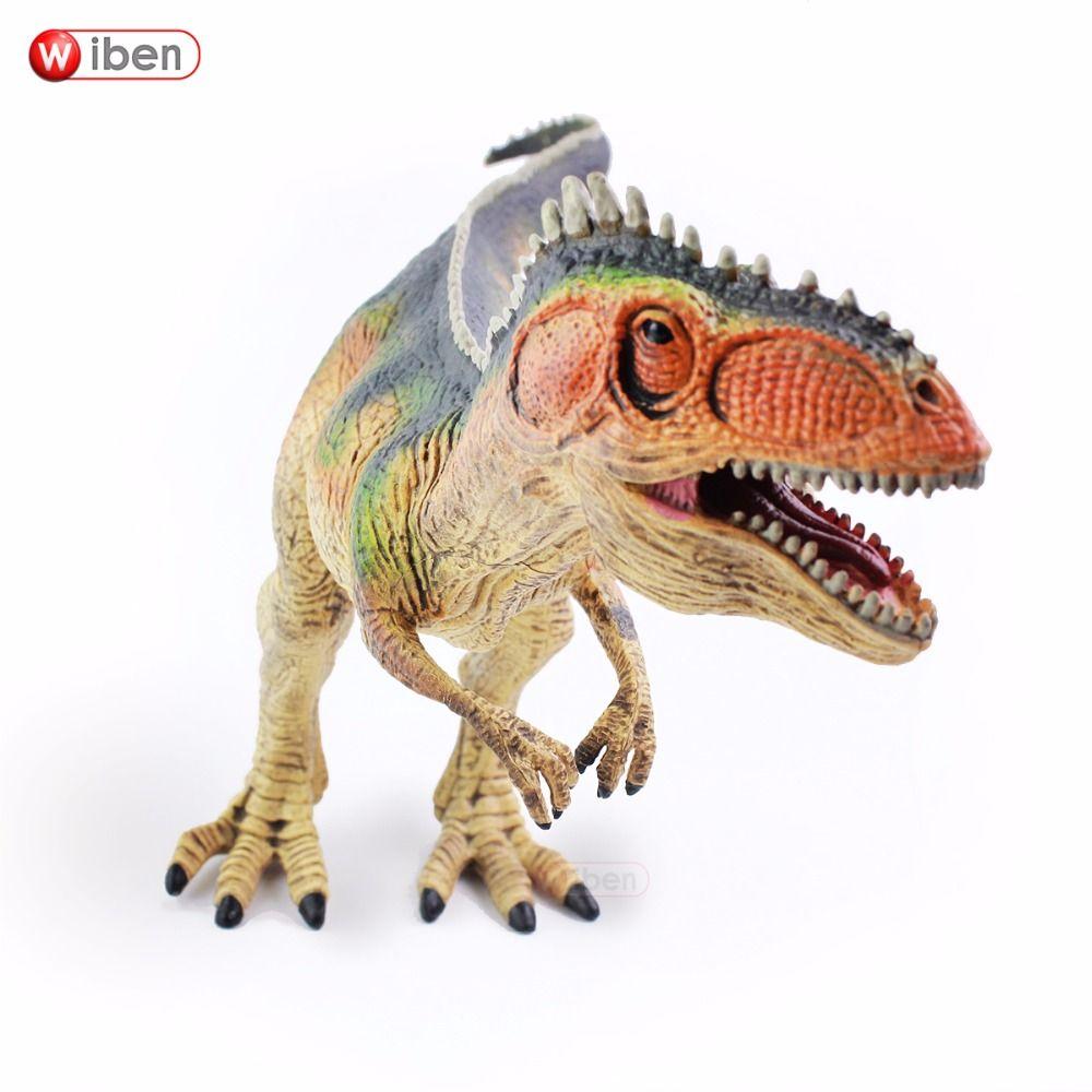 Wiben Jurassic Giganotosaurus Dinosaure Jouets Action Figure Modèle Animal Collection Apprentissage et jouets Éducatifs Pour Enfants Cadeau D'anniversaire