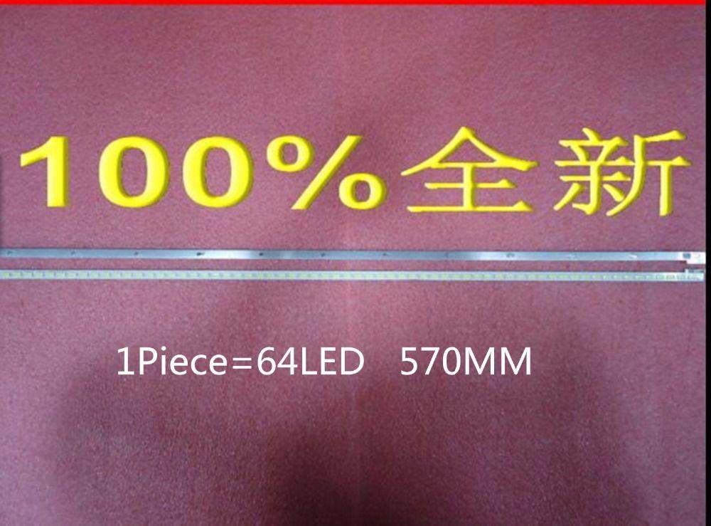 LJ64-03495A LTA460HN05 46EL300C 46HL150C LED strip SLED 2012SGS46 7030L 64 REV1.0 1Piece=64LED 570MM