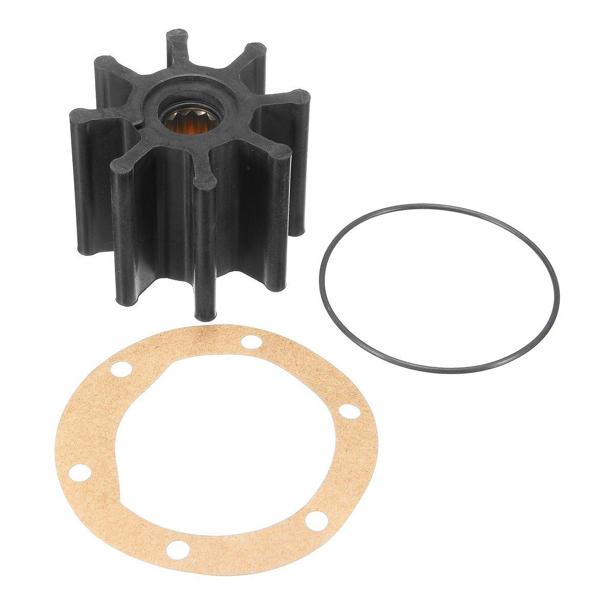 Water Pump Impeller Kit Rubber For VOLVO PENTA #875593-6 877061 3841697 NEW