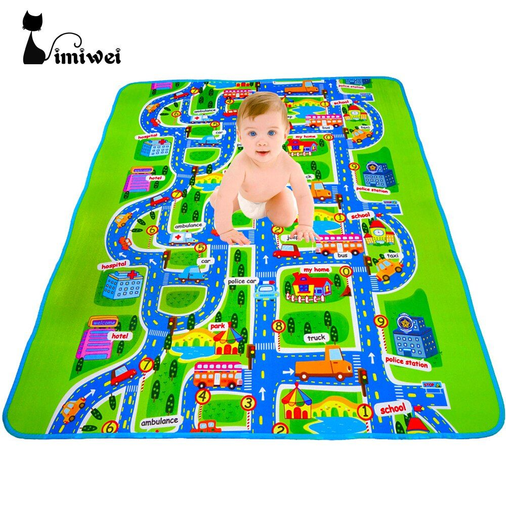 IMIWEI Toys For Kids Rugs Baby Play Mats Baby Toys Mat Mat for Children Developing Rug Carpet Children Toys Carpet Eva Foam Mats