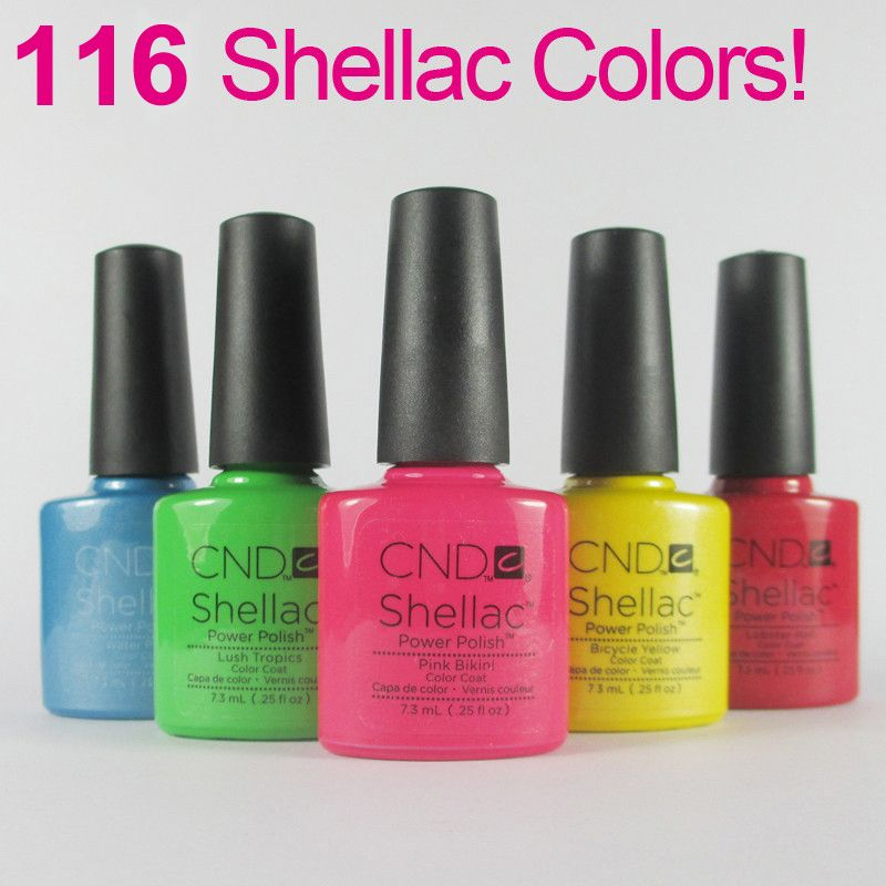 89pcs Gelexus Nail Gel Polish CND Shellac Gel Long-lasting Soak-off Gel Nail LED UV 7.3ml Hot Nail Gel 116 Colors