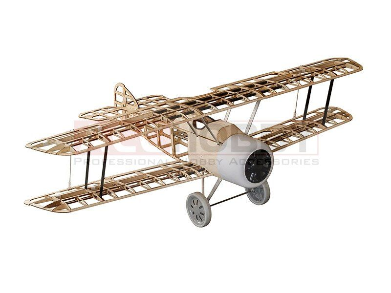Sopwith Camel WW1 Fighter Laser Cut 1520mm (Gas Power and Electric Power) Balsawood airplane models Building RC Toys Woodine