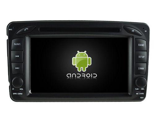 Android 8.0 octa-core 4 GB auto dvd für BENZ C-klasse W203 CLK W209 W163 W639 ips touchscreen kopfeinheiten tape radio gps