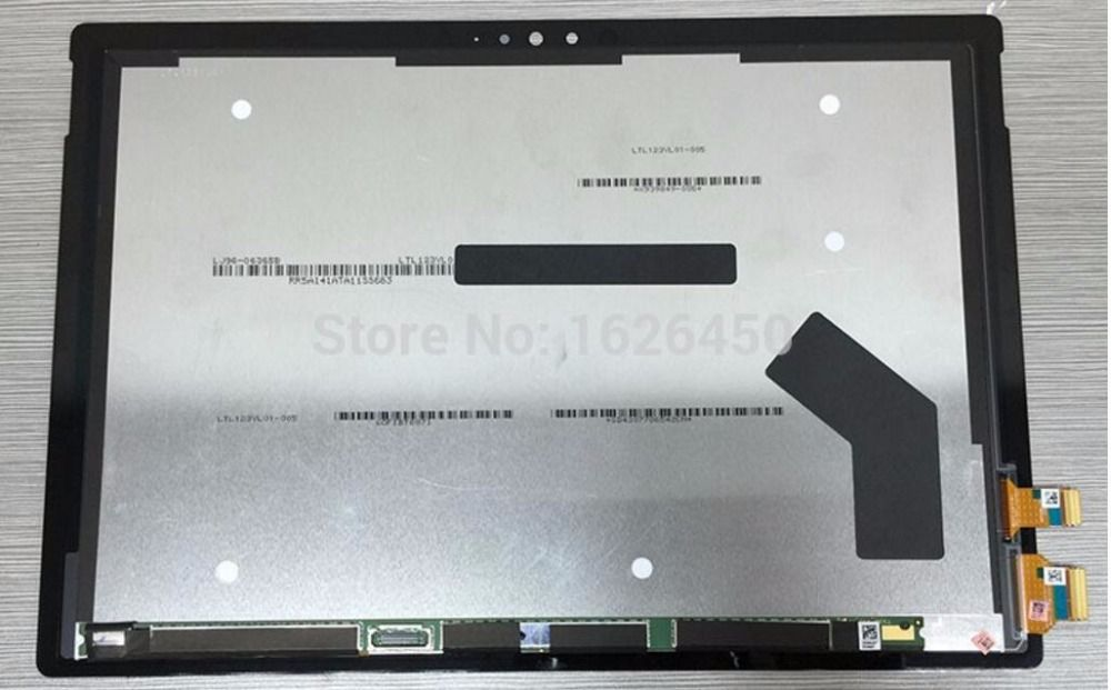 LCD Complete For Microsoft Surface Pro 4 (1724) LCD Display touch screen digitizer Assembly replacement panel